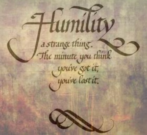 humility Quote w background